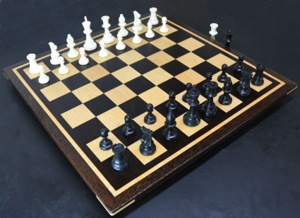 Picture for category Tournament Size Chess Boards