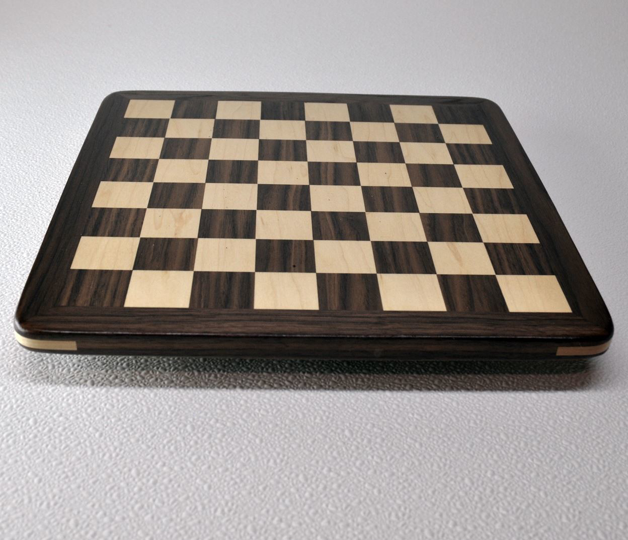 Picture of Black Walnut and Maple Chess Board 1¾ inch squares